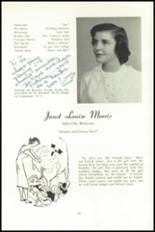 1951 National Cathedral School Yearbook Page 46 & 47