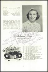 1951 National Cathedral School Yearbook Page 52 & 53