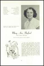 1951 National Cathedral School Yearbook Page 58 & 59