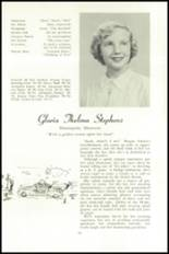 1951 National Cathedral School Yearbook Page 64 & 65
