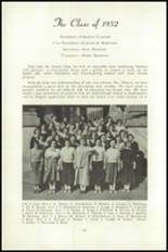 1951 National Cathedral School Yearbook Page 76 & 77