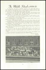 1951 National Cathedral School Yearbook Page 78 & 79