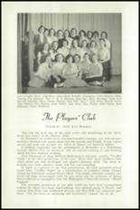 1951 National Cathedral School Yearbook Page 84 & 85