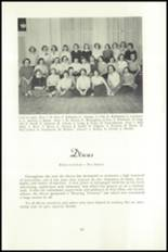 1951 National Cathedral School Yearbook Page 86 & 87