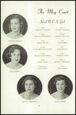1951 National Cathedral School Yearbook Page 92 & 93
