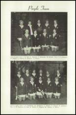 1951 National Cathedral School Yearbook Page 98 & 99