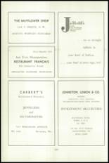 1951 National Cathedral School Yearbook Page 114 & 115