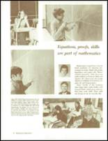 1973 Tri-Central High School Yearbook Page 16 & 17