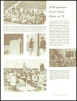 1973 Tri-Central High School Yearbook Page 22 & 23