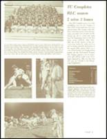 1973 Tri-Central High School Yearbook Page 42 & 43