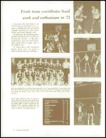 1973 Tri-Central High School Yearbook Page 48 & 49
