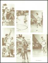 1973 Tri-Central High School Yearbook Page 50 & 51