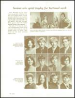 1973 Tri-Central High School Yearbook Page 84 & 85