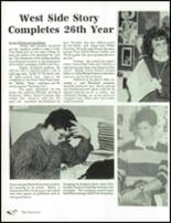 1992 Wyoming Valley West High School Yearbook Page 34 & 35