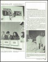 1992 Wyoming Valley West High School Yearbook Page 74 & 75