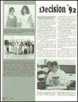 1992 Wyoming Valley West High School Yearbook Page 78 & 79
