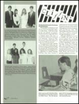 1992 Wyoming Valley West High School Yearbook Page 84 & 85