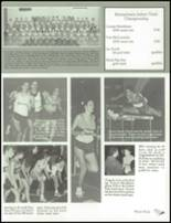1992 Wyoming Valley West High School Yearbook Page 126 & 127
