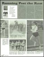 1992 Wyoming Valley West High School Yearbook Page 130 & 131