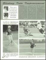 1992 Wyoming Valley West High School Yearbook Page 134 & 135