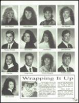 1992 Wyoming Valley West High School Yearbook Page 216 & 217