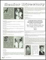 1992 Wyoming Valley West High School Yearbook Page 234 & 235