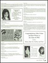 1992 Wyoming Valley West High School Yearbook Page 236 & 237