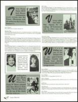 1992 Wyoming Valley West High School Yearbook Page 244 & 245
