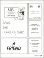 1992 Wyoming Valley West High School Yearbook Page 262 & 263