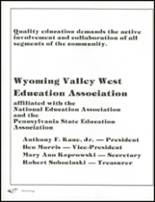 1992 Wyoming Valley West High School Yearbook Page 266 & 267