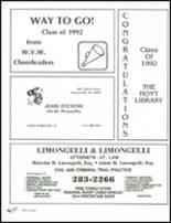1992 Wyoming Valley West High School Yearbook Page 270 & 271