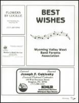 1992 Wyoming Valley West High School Yearbook Page 274 & 275