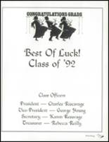 1992 Wyoming Valley West High School Yearbook Page 278 & 279