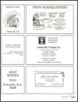 1992 Wyoming Valley West High School Yearbook Page 282 & 283