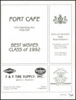 1992 Wyoming Valley West High School Yearbook Page 302 & 303