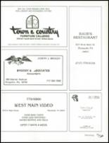 1992 Wyoming Valley West High School Yearbook Page 308 & 309