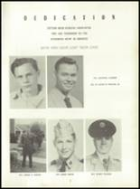 1952 Tift County High School Yearbook Page 10 & 11