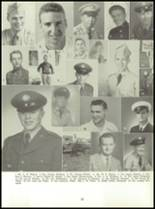 1952 Tift County High School Yearbook Page 16 & 17