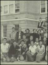 1952 Tift County High School Yearbook Page 24 & 25