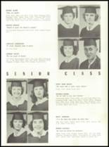 1952 Tift County High School Yearbook Page 26 & 27