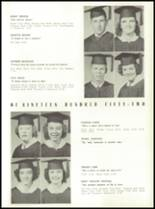 1952 Tift County High School Yearbook Page 28 & 29
