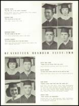1952 Tift County High School Yearbook Page 30 & 31