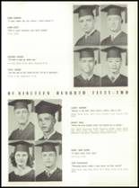 1952 Tift County High School Yearbook Page 32 & 33