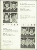 1952 Tift County High School Yearbook Page 34 & 35