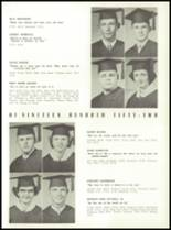 1952 Tift County High School Yearbook Page 36 & 37