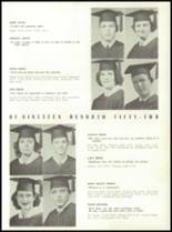 1952 Tift County High School Yearbook Page 40 & 41