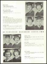 1952 Tift County High School Yearbook Page 42 & 43