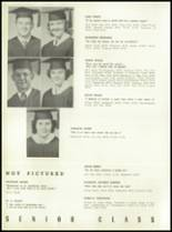 1952 Tift County High School Yearbook Page 44 & 45