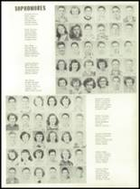 1952 Tift County High School Yearbook Page 56 & 57
