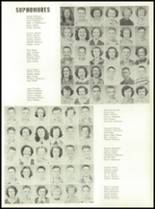 1952 Tift County High School Yearbook Page 58 & 59